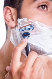 Die Art und Weise der Rasur entscheidet ob sich eingewachsene Haare bilden - oder nicht!
