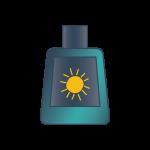 Wenn du einen Sonnenbrand hast solltest du darauf verzichten deine Haut mit dem Waxing zu enthaaren.