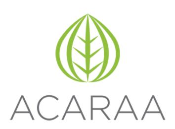 Heute im Test: Das Natural Aftershave Balm von ACARAA