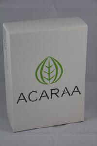 Das Münchner Unternehmen ACARAA achtet bei allen Kosmetik Produkte auf Inhaltsstoffe und Wirkung.